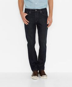 511™ Slim Fit Jeans - Clean Dark - Levi's - levi.com; size 31 x 33 or 34