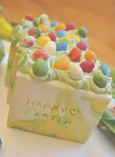 Soaphistication: Easter Soap