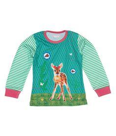 1fb3e3abb9073 Mim-Pi 1701 Top with Bambi. Vivid ColorsColoursBambiBeautiful ...