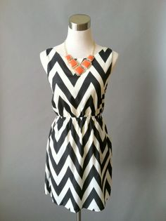 Chevron Dress :)
