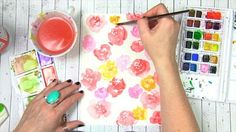 Nothing beats a surface filled with roses! #videosfromalisa