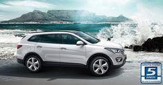 Grand Santa Fe | Hyundai Caoa Montadora