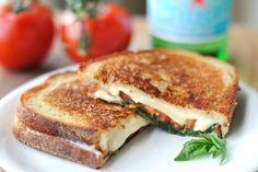 eat yourself skinny margherita panini