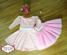 Vestido De Princesa Mãe e filha