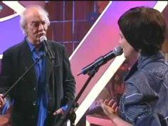 Fernanda Takai e Erasmo Carlos Do Fundo do Meu Coração Som Brasil - YouTube