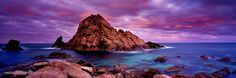 The remarkable Sugarloaf Rock in the Leeuwin-Naturaliste National Park, Western Australia