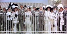 Rottenfields. Decayed Elegance. Haute Culture. For the lovers of refined art, fashion and design.: My Fair Lady (1964) Royal Ascot costumes