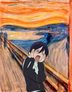 Anime Noragami, Noragami Bishamon, Noragami Cosplay, Manga Anime, Anime Lock Screen Wallpapers, Cool Anime Wallpapers, Cute Anime Wallpaper, Animes Wallpapers, Otaku