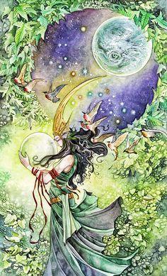 stephanie pui-mun law - sorceress