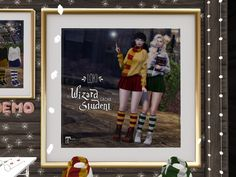 LOKI - outfit, 50L per playItem 50 of 93  Wizard Student Gacha, mesh body compatible, 19 commons, 1 rare, demo available, 50L per play.    No Muggles Allowed at the World of Magic! | Seraphim.
