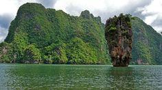 Paisajes. Tailandia