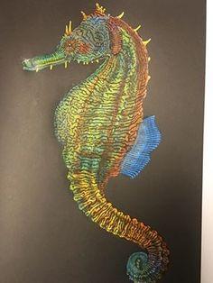 Seahorse By Joyce Morrison