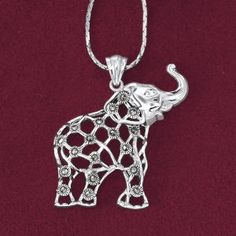 Why do I love elephant jewelry so much?
