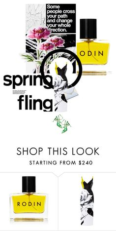 """""""Wild Flower"""" by missmelodies ❤ liked on Polyvore featuring Rodin, Nameless, Stone Fox, Prabal Gurung and Forever New"""