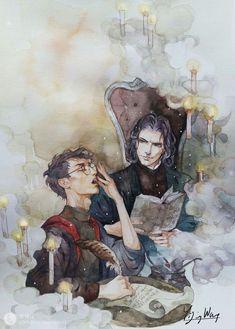 Carte Harry Potter, Harry Potter Ships, Harry Potter Anime, Harry Potter Universal, Harry Potter Fandom, Harry Potter Artwork, Harry Potter Drawings, Harry Potter Wallpaper, Hogwarts