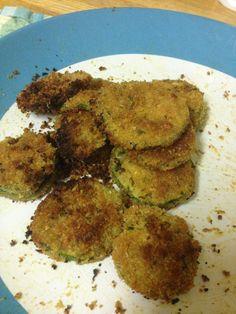 Breaded Zucchini/Eggplant