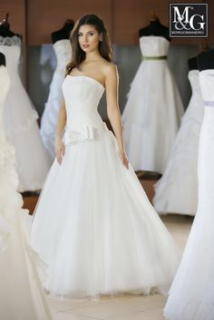 M&G Couture Collection 023 .  Wedding dress