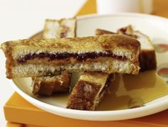 Top 5 Peanut Butter and Jelly Recipes |Peanut Butter & Jelly french toast