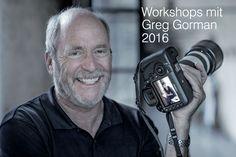 Es passiert nicht jeden Tag, dass man die Chance bekommt, mit dem Starfotografen Greg Gorman zu arbeiten. Im Juni 2016 bietet sich diese Möglichkeit gleich viermal.   http://camera-magazin.de/news/fuenf-tage-mit-einer-legende/