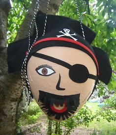 Pirate Birthday, Pirate Theme, 4th Birthday, Birthday Parties, Party Time, Party Fun, Best Part Of Me, Etsy, Christmas Ornaments