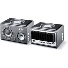 """I heard these at the 2011 AES show in NYC, and they were stunning. Amazing bass without a sub. And the clarity and imaging was exceptional. Focal Professional SM9 11"""" 600W 3-Way Active Studio Monitor Speaker (Pair, Left/Right)"""
