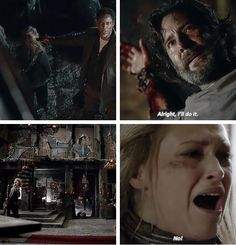 Everyone cares about her.  #abbygriffin #the100 #kabby