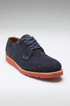 Navy Suede Buck / by Gorilla USA shoes
