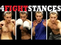 Top 4 Most Effective Fighting Stances for a Fight  | Shane Fazen | fighttips.com #streetfight #selfdefence