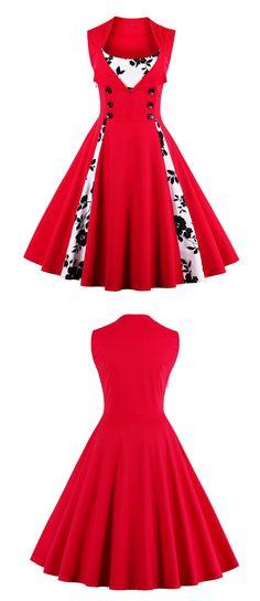 vintage dress, retro dress, 1950 dress, prom dress 2017, high quality retro dress, elegant dress