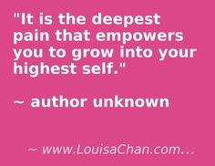 Empowered to grow to your highest self