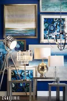 Now through 4/27/2015: Save 15% on art & lighting during our Curate + Illuminate Sale.
