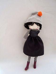 Finch + Agnes: dolls