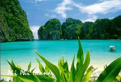 Phi Phi Islands, South Thailand