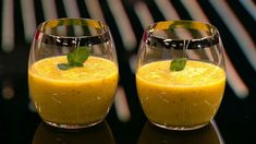 Mango-havre smoothie med ingefær og lime | Mad