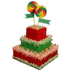 Candy cake #pinittowinit