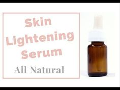 homemade skin whitening serum to help get rid of skin discoloration and pigmentation. all natural skin lightening and skin brightening serum. whiten skin with this all natural method. lighten and brighten your face and neck and body. Natural Skin Whitening, Whitening Face, Whitening Soap, Pole Dancing, Lighten Skin, Whiten Skin, Oily Skin, Nu Skin, Clear Skin Detox