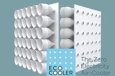 ar condicionado caseiro eco cooler