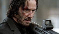 """""""De Volta ao Jogo 2"""" com Keanu Reeves ganha primeiro cartaz"""
