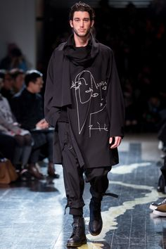 Yohji Yamamoto Fall 2016 Menswear Fashion Show You might be dressed to impressed but now it is time to hire the best. We will help you recruit great talent talk to us at carlos@recruitingforgood.com