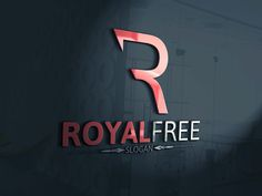 Royal Free / R Letter Logo by Josuf Media on Creative Market