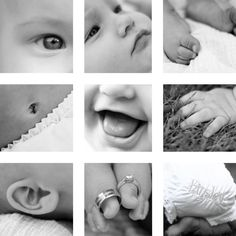 Baby Collage - thejewelsphotography.com