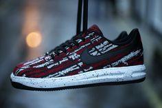 """Nike Lunar Force 1 '14 JACQ QS """"Gym Red & Black"""""""