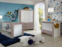 Stunning Babyzimmer komplett Kira Kinderzimmer Wei u Eiche S gerau Mit diesem Babyzimmer vom Hersteller Wimex treffen Sie eine gute Wahl Wimex W