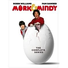 Mork & Mindy: The Complete Series (Full Frame)