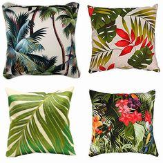 Модный интерьерный тренд: тропики ~ Sweet home