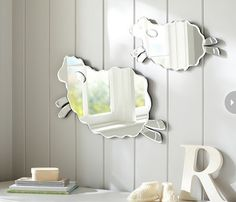 Decoracion dormitorio de bebe tematica oveja 5