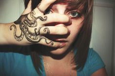 Cute girl octopus tattoo on arm, Octopus tattoos on arms Octopus Tattoo Design, Octopus Tattoos, Tribal Tattoos, Tattoo Designs, Octopus Drawing, Nautical Tattoos, Geometric Tattoos, Tattoo On, Piercing Tattoo