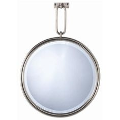 Lander iron mirror by Arteriors.  <i>*Arteriors collaborates with expert artisans and manufacturers from around the world.</i>