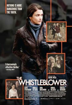 The Whistleblower (Ryzykantka) (2010)  #Drama  #Thriller