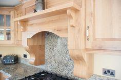 Recent Character Oak Kitchen, Blarney,  Co Cork.